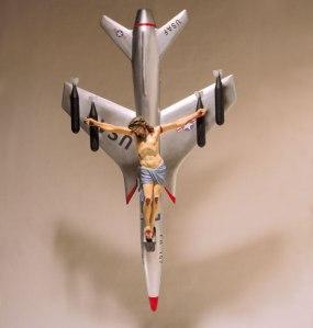 la-civilizacion-occidental-y-cristiana-1965-plastico-oleo-y-yeso-200-x-120-x-60cm1