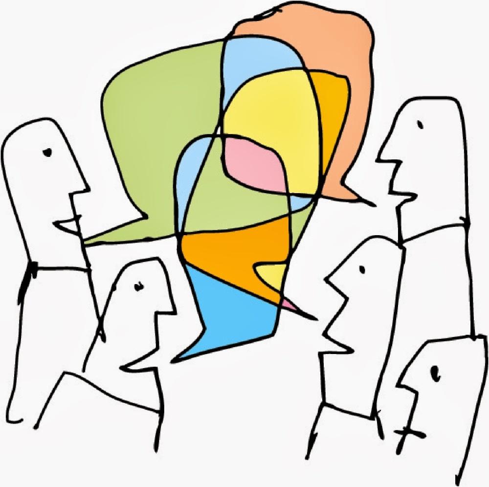 La teoría de la imposibilidad de la trasmisión del mensaje