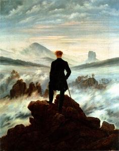 Caspar-David-Friedrich-caminante-sobre-mar-de-nubes